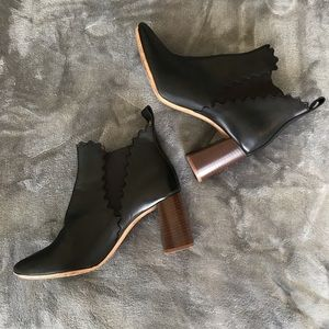 Great condition Chloe booties